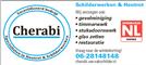 Houtrot & Schilderwerken H. Cherabi logo