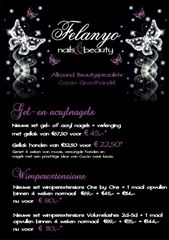 Felanyo Nails & Beauty in Breda foto 1